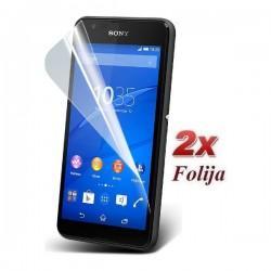 Zaščitna Folija ekrana za Sony Xperia E4g Duo Pack