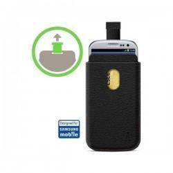 Torbica Belkin pocket za Samsung Galaxy S3,S4, Črna barva