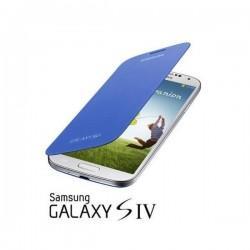 Torbica za Samsung Galaxy S4 Flip Cover EF-FI950BCEG, Modra barva