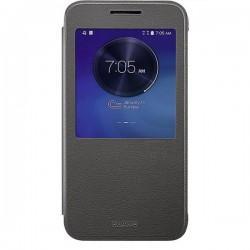 Etui Huawei za Huawei Ascend G7, S-View, Rjava barva
