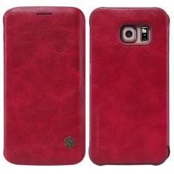 Etui Nillkin za Samsung Galaxy S6 Edge, Rdeča barva