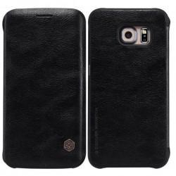 Etui Nillkin za Samsung Galaxy S6 Edge, Črna barva