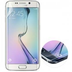 Zaščitna Folija za Samsung Galaxy S6 Edge, pokrije celoten ekran