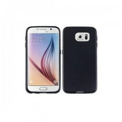 Silikon etui za Samsung Galaxy S6, TPU 0,5mm, Črna barva