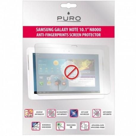 Zaščitna Folija Samsung Galaxy Note 10.1 N8000 Anti-Finger