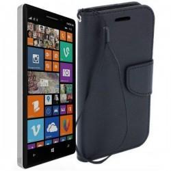Torbica Fancy za Nokia Lumia 930, Črna barva