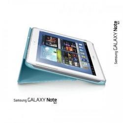 Torbica za Samsung Galaxy Note 10.1 N8000 Samsung Book Case, capri modra