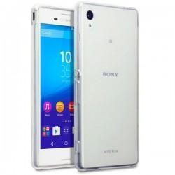Silikon Etui za Sony Xperia M4 Aqua, Prozoren, 0,3mm