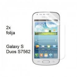 Zaščitna Folija za Samsung Galaxy S Duos S7562 ,Galaxy Trend Duo Pack