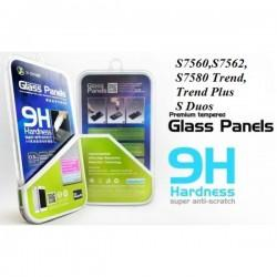 Zaščitno kaljeno steklo X-ONE za Samsung Galaxy S Duos, Trend, Trend Plus, Trdota 9H 0,3 mm