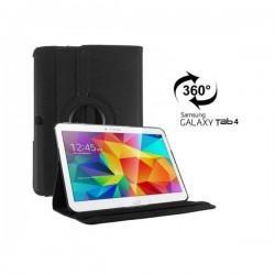 Vrtljiva torbica za Samsung Galaxy TAB 4 10.1, Črna barva