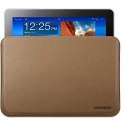 """Torbica za Samsung Tablice 10.1"""" ,Tab2 P5100.P7500,NOTE 10,1N8000, Usnjena Original, rjava barva"""