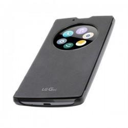 Etui za LG G4C, Quick Circle CCF-600, Titan Silver barva