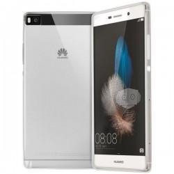 Silikon etui za Huawei Ascend P8 Lite, 0,3mm, Prozorna barva