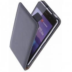 "Preklopna Torbica ""flexi"" za Huawei Ascend P8 Lite, Črna barva"