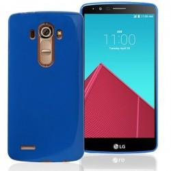 Silikon etui Vennus za LG G4, Modra barva