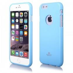Silikon etui Jelly za Apple iPhone 6, Svetlo modra barva