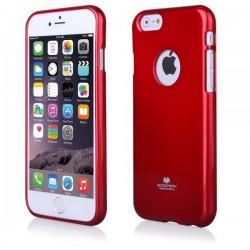 Silikon etui Jelly za Apple iPhone 6, Rdeča barva