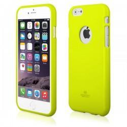 Silikon etui Jelly za Apple iPhone 6, Zelena barva