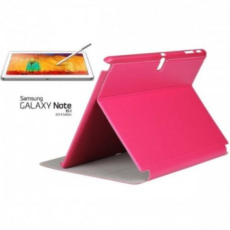 Torbica za Samsung Galaxy Note 10.1 (2014 Edition) P600,P605 Pink barva