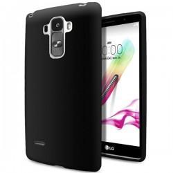 Silikon etui za LG G4 Stylus, 0,5mm, Črna barva