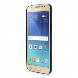 Silikon etui za Samsung Galaxy J5, 0,5mm, Črna barva