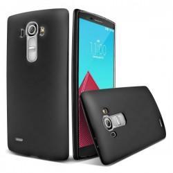 Silikon etui za LG G4, 0,5mm, Črna barva