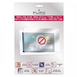 Zaščitna Folija za Samsung Galaxy Tab2 10,1 Anti-fingerprints, Puro