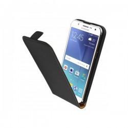 "Preklopna Torbica ""flexi"" za Samsung Galaxy J5, Črna barva"
