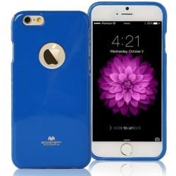 Silikon etui Jelly za Apple iPhone 6, Temno modra barva