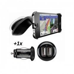 Avtonosilec in avtopolnilec Garmin za iPhone 5, 5S