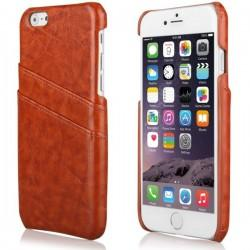 Etui Exclusive  za Apple iPhone 6, Rjava barva