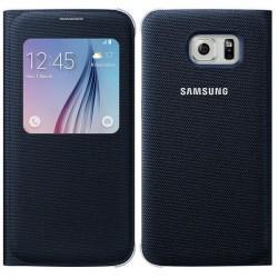 Torbica za Samsung Galaxy S6, EF-CG920BBE, Črna barva