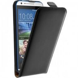 "Preklopna Torbica ""flexi"" za HTC Desire 626, Črna barva"
