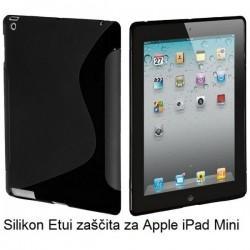 Silikon etui S za Apple iPad Mini, Črna barva