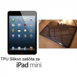 Silikon etui za Apple iPad Mini, Prozorno temna