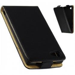"""Preklopna Torbica """"flexi"""" za Sony Xperia Z5 Compact, Črna barva"""
