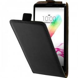 "Preklopna Torbica ""flexi"" za LG G4 Stylus, Črna barva"