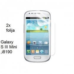 Zaščitna folija za zaslon za Samsung Galaxy S3 Mini