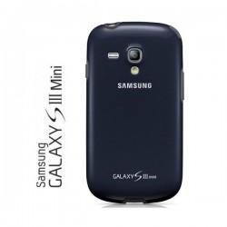 Protective Back Cover za Samsung Galaxy S3 Mini, Temno modra barva