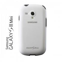 Protective Back Cover za Samsung Galaxy S3 Mini, Bela barva