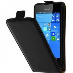 """Preklopna Torbica """"flexi"""" za Microsoft Lumia 550, Črna barva"""