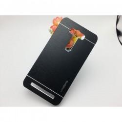 Zadnji pokrovček za Asus Zenfone 2 Laser ZE500KL, črne barve