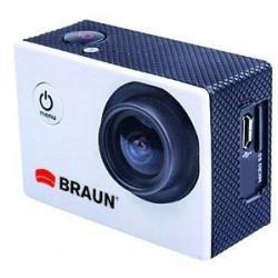 Braun Phototechnik HD Paxi Young športna kamera, srebrna barva