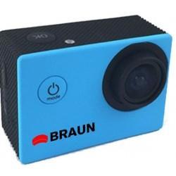 Braun Phototechnik HD Paxi Young športna kamera, modra barva