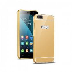 """Etui """"Alu"""" za Huawei Honor 4X, Zlata barva"""