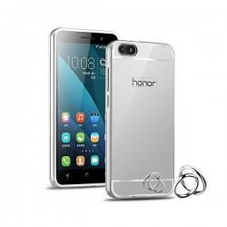 """Etui """"Alu"""" za Huawei Honor 4X, Srebrna barva"""