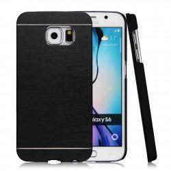 Zadnji pokrovček za Samsung Galaxy S6, črne barve