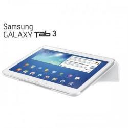 Torbica za Samsung Galaxy TAB 3 10.1 (P5200,P5210)Book Cover EF-BP520BWEGWW Bela barva