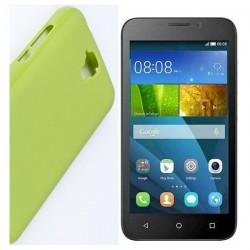 "Etui ""JELLY"" za Huawei Y5, zelena barva"